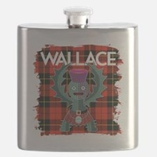 Wee Wallace Flask