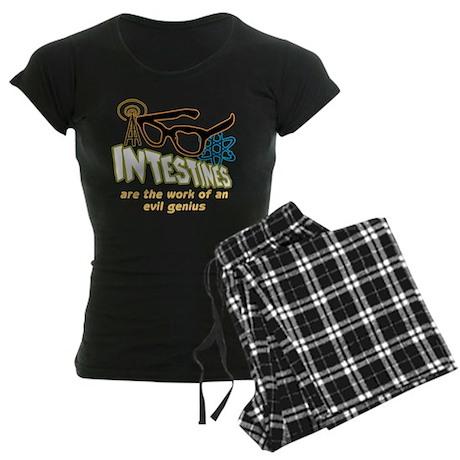 Evil Genius Women's Dark Pajamas