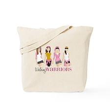 Walking Warriors Tote Bag