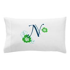 N Pillow Case