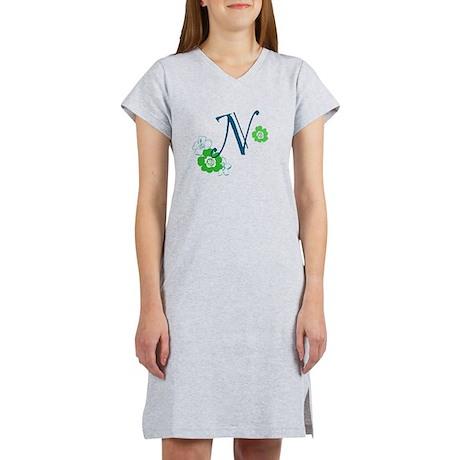 N Women's Nightshirt