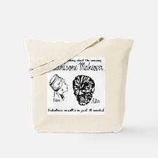 USA: Pred Makeover Tote Bag