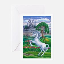 Unicorn Kingdom Greeting Card