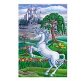 Unicorn Postcards
