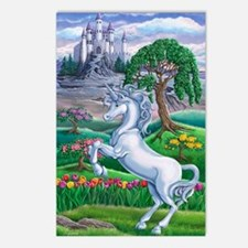Unicorn Kingdom Postcards (Package of 8)