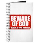 Beware Of God Journal
