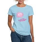 Boob Power Women's Light T-Shirt