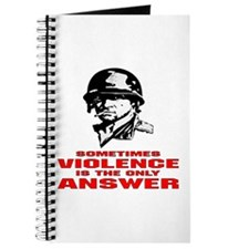 Sometimes Violence Journal