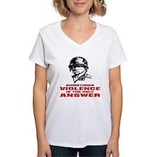 Sometimes Violence Shirt