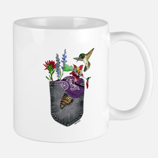 Pocket Wildflowers Mug