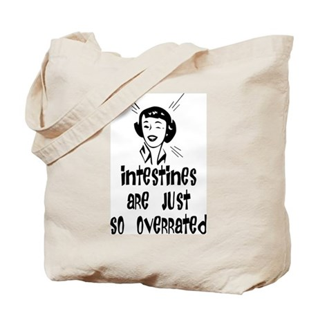Overrated Tote Bag