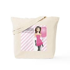 Extraordinary Woman Tote Bag