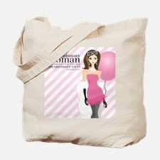 Extraordinary Woman Tote Bag