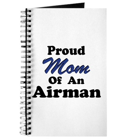 Proud Mom of an Airman Journal