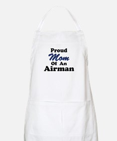 Proud Mom of an Airman BBQ Apron