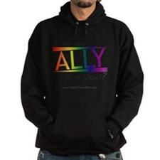 Straight Allies for Marriage Equality Hoodie