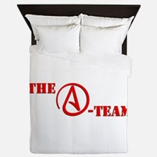 The A Team Queen Duvet