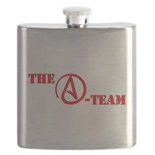 The A Team Flask