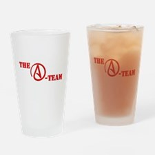 The A Team Drinking Glass