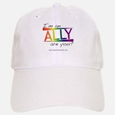 Straight Allies for Marriage Equality Baseball Baseball Cap