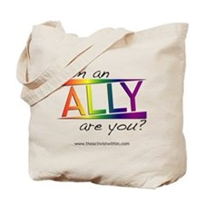 Straight Allies for Marriage Equality Tote Bag