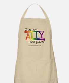 Straight Allies for Marriage Equality Apron