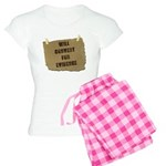 Will Convert For Evidence Women's Light Pajamas