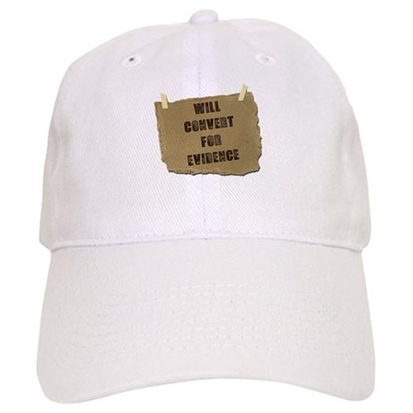 Will Convert For Evidence Cap