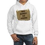 Will Convert For Evidence Hooded Sweatshirt
