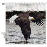Eagle Shower Curtains
