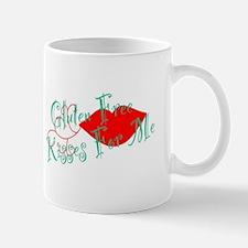 Gluten Free Kisses For Me Mug