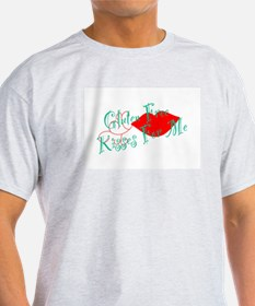 Gluten Free Kisses For Me T-Shirt