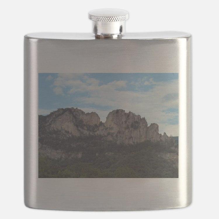 Seneca Rocks Flask