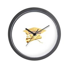 Involved Educated Parent Wall Clock