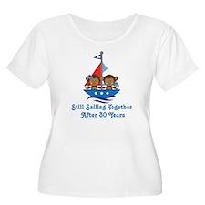 30th Anniversary Sailing T-Shirt