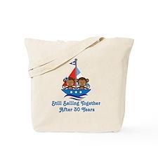 30th Anniversary Sailing Tote Bag