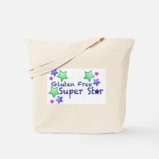 Gluten Free Super Star Tote Bag