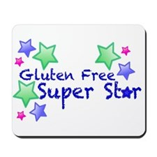 Gluten Free Super Star Mousepad