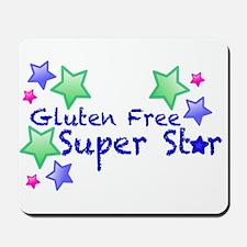 Gluten Free Super Star Mousepad