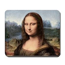 Mona Lisa Painting / Portrait Mousepad