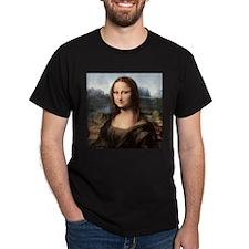 Mona Lisa Painting / Portrait T-Shirt