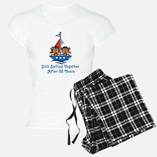 32nd Anniversary Sailing Pajamas