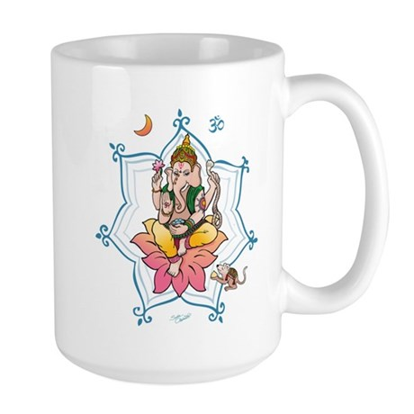 Sri Ganesha Large Mug