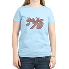 Livin' 70th Birthday T-Shirt