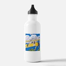 """Flight Crew"" Water Bottle"