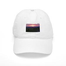 maasai mara sunset kenya collection Baseball Cap