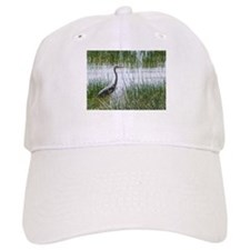 grey heron kenya collection Baseball Cap
