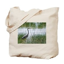 grey heron kenya collection Tote Bag