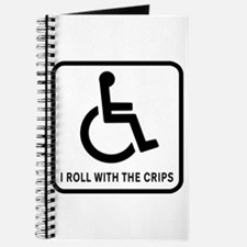 I Roll With the Crips Journal