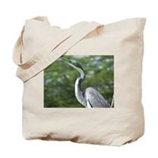 black headed heron kenya collection Tote Bag